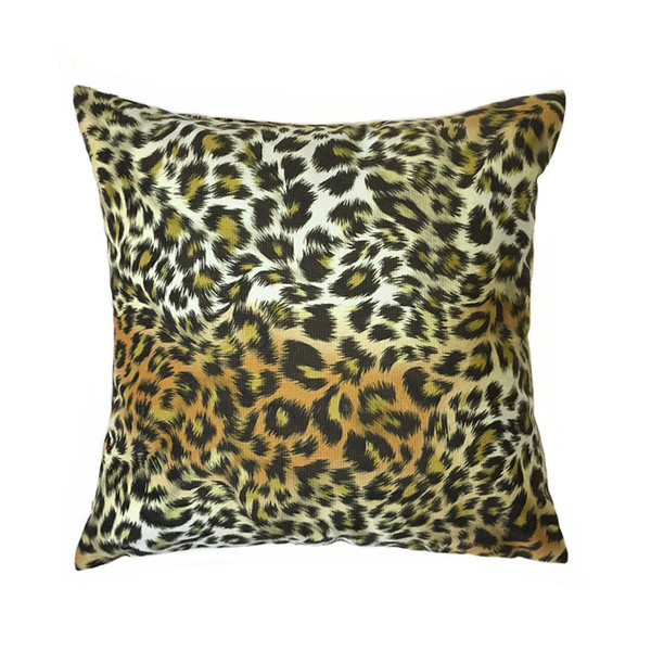 Luxurious Fashion Faux Fur Decorative Throw Pillow Case 45x45cm Knitted Velvet Floor Sofa Chair Home Bedding Polyester Cushion Cover