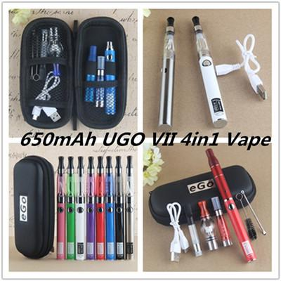 650mAh UGO-VII 4in1 Vape Pen