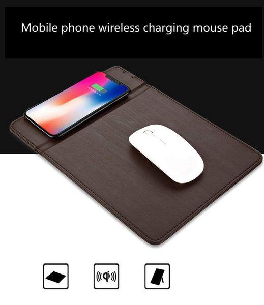 Kablosuz Şarj Mouse Pad