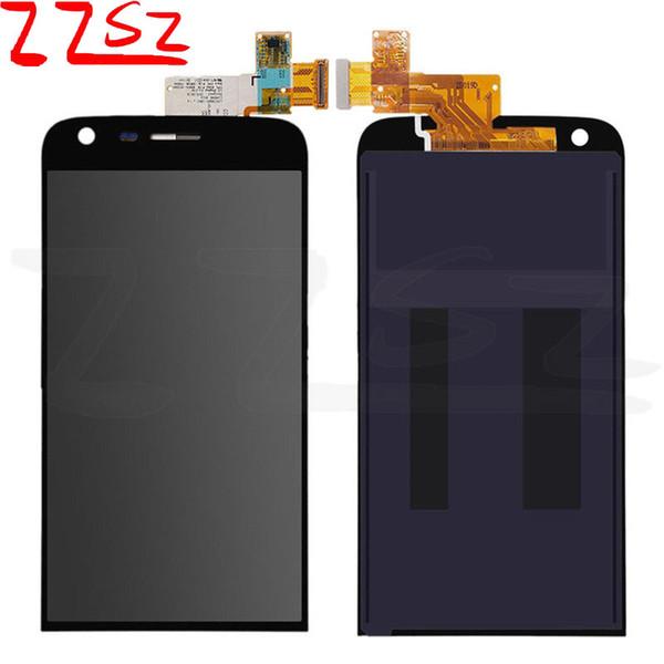 Orijinal LG G5 H830 için LCD Ekran Dokunmatik Ekran Digitizer Tam Meclisi Cam Dokunmatik Panel 100% ücretsiz kargo ile Test DHL