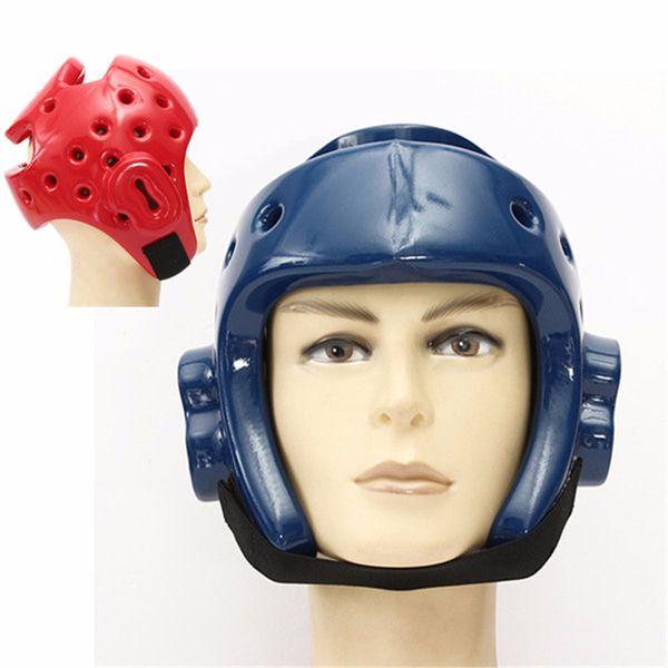 Professional Fitness Sport Safety Helmet Punch Taekwondo Kick Boxing Karate Heet Head Guard Gear Sparring Protector S -Xl