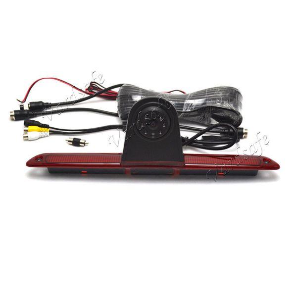 Vardsafe VS608M | Car Brake Light Rear View Reverse Backup Camera Kit For Mercedes Sprinter