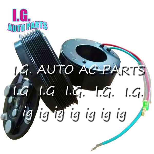 High Quality Brand New AC Compressor Clutch For Car Honda City 09' 5PK bearing size 355520