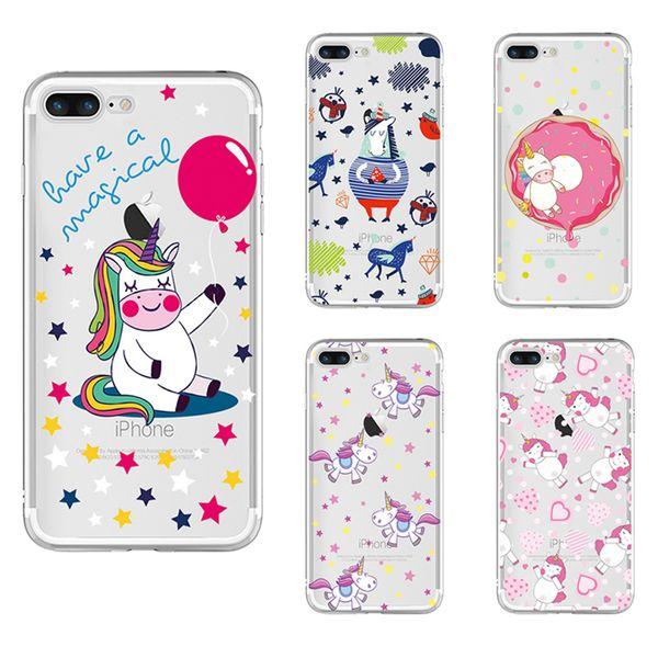 iPhone 6S/7/8 - I Cover 6S/7/8 Unicorn