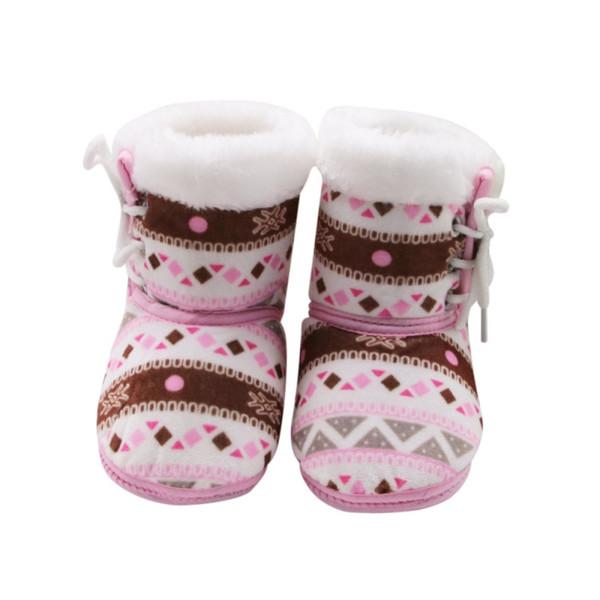 Chaud Acheter Anti Bootie 0 Prewalker De33 Du Fille 18 D'hiver Hiver 65 Mois Bottes Automne Silp Chaussures Pour Chaud Neige Polaire Garçon Bébé yY7g6bf