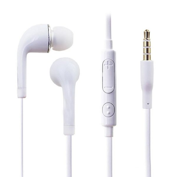 J5 earphone without logo