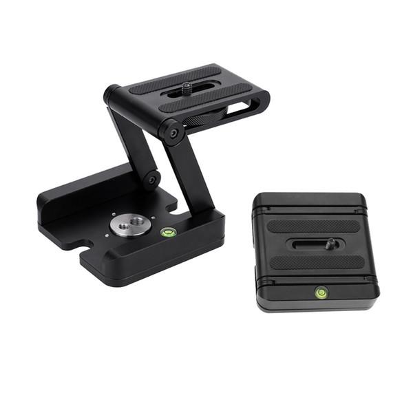 z Tripod Flex Tilt Head pan Stand Folding Desktop Holder BRACKET Adapter Aluminum for canon nikon sony pentax fuji DSLR Camera