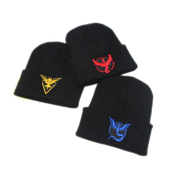2018 Winter Warm New Fashion Beanie Hat Cap For Men Women Winter Warm Womens Ski Caps Gorro Skull knit Cap Bonnet Cotton Hats