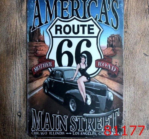 US Army CV Poster Wall Decor Bar Home Vintage Craft Gift Art Iron painting Tin Poster(Mixed designs) 888