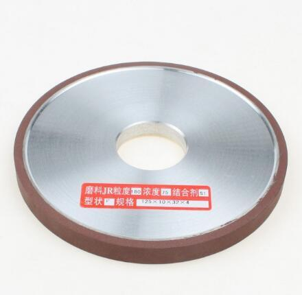 top popular Free shipping 1PCS Brand New 125x10x32mm Diamond Coated Parallel Grinding Wheel Flat-Shaped Hard Steel Cutter Grinder 2021