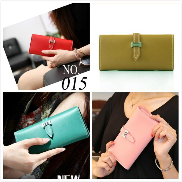 Hot 2019 New Arrival w Women Wallets Fashion Female Wallet Pu Leather Ladies Clutch Purse High Quality Card Holder Carteira Feminina