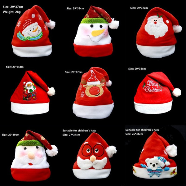 DO U WANNA HAVE A SPESCIAL Christmas!-LED Christmas Hat Santa Claus Gifts Cap