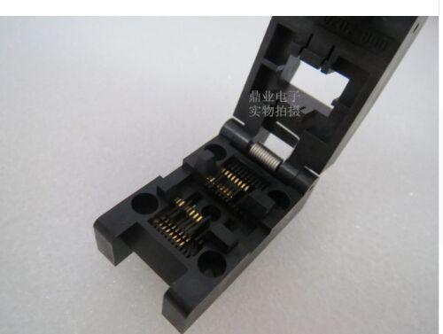 100% Original YAMAICHI IC Test Seat IC51-0202-800/750 Burning Programmer SSOP20 SSOP16 Socket Adapter