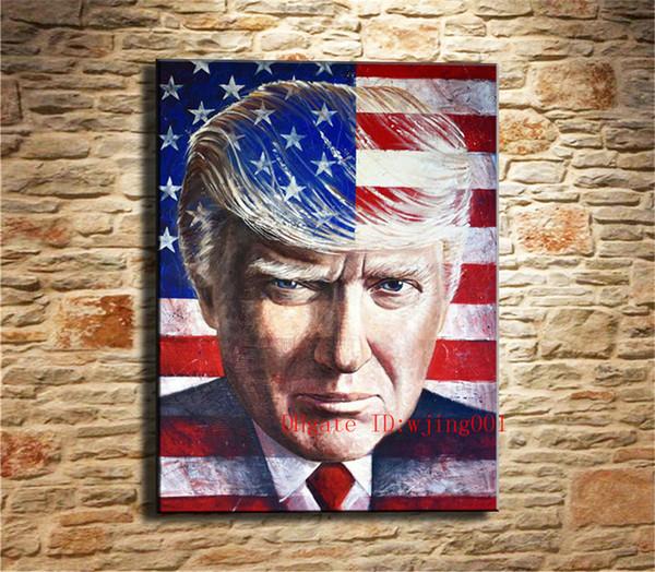 Donald Trump Modern Art