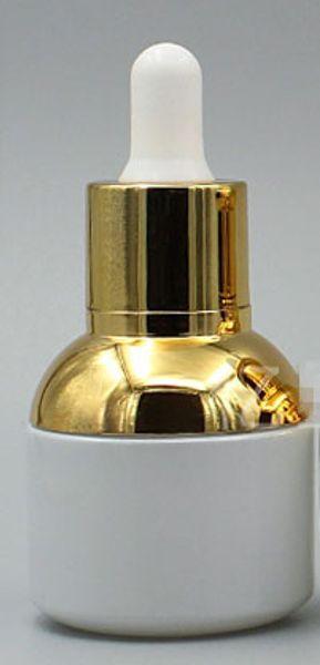 30ml altın uzun kauçuk ampul