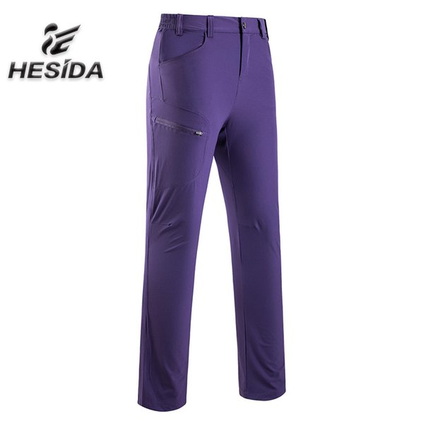 Summer Quick Dry Hiking Pants Trekking Woman Outdoor Softshell Women Breathable Waterproof Camping Trousers Mountain Sports Wear C18111401