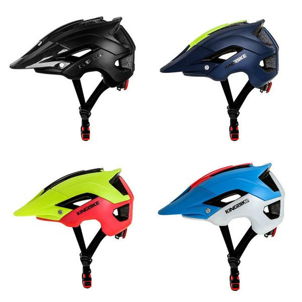 New Men&Women Road Bicycle Helmet Integrally-Molded Mountain Bike Riding Helmet Breathable Outdoor Cycling Safety Hat