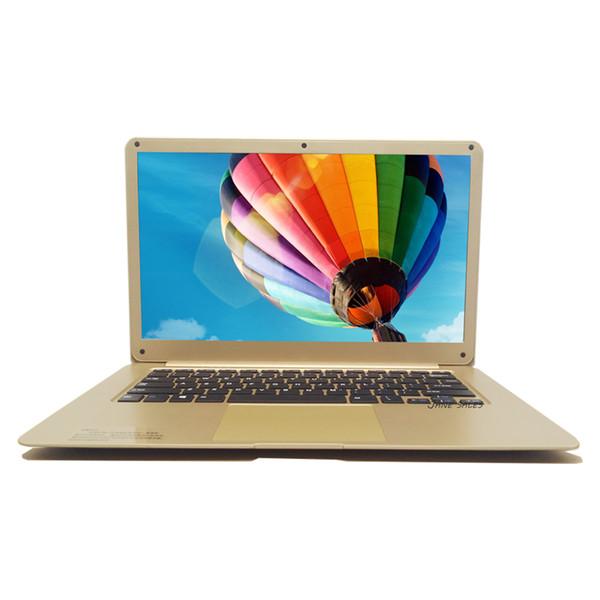 2017 14 pulgadas envío gratis Intel Atom X5-Z8350 1.44Ghz 1366X768P pantalla 4G Ram 64G EMMC 8000MAH LAPTOP NETBOOK
