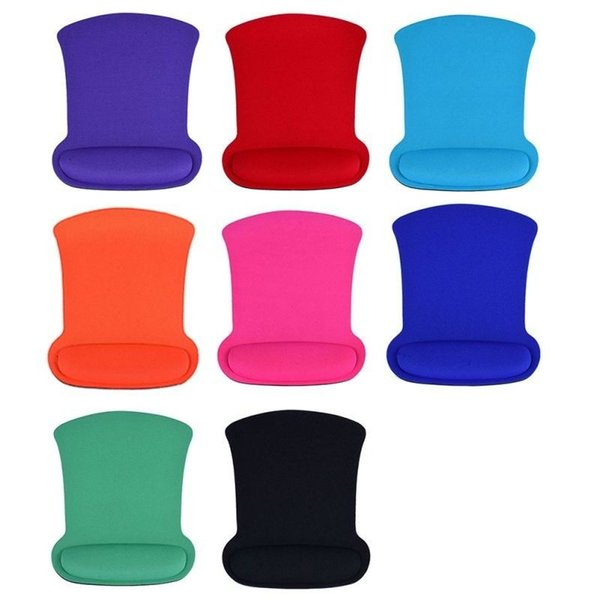 Details about Professional Wrist Rest Support Mouse Mat Gaming Mice Pad for PC Laptop Computer E183