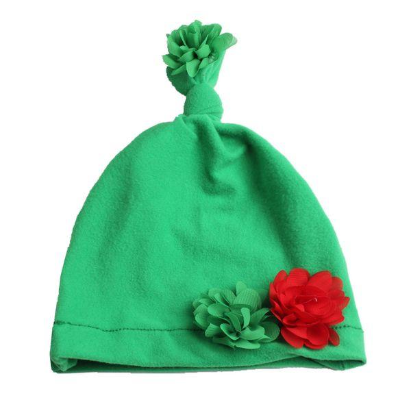 Grass Green baby hat