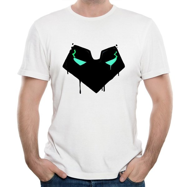 Fortnite Mask Spray Tshirt Men Summer New White Short Sleeve Casual Homme  Cool Funny T Shirt Ot Shirts Best Designer T Shirts From Mapnature, $43 77|
