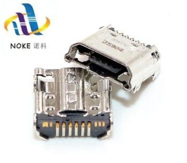 Conector de puerto de carga del zócalo de la carga del USB para Samsung Galaxy Tab 3 7.0 I9200 I9205 P5200 T211 T235 T311 T230 T231