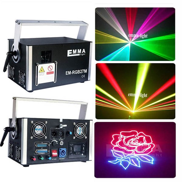 Professional 4000mw rgb Laser Projector 1400 Patterns Lights For Wedding Party Decoration China Sex club Laser Light Show System