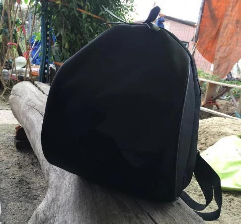 NEU! Klassische Berühmte Mode C mini schwarz Rucksack 2 farbe Reisetasche Vintage Style Retro Rucksack Schultern Tasche Rucksack