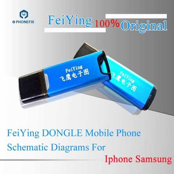 FIXPHONE NEW Free Shipping Dongle Mobile Phone Circuit Board Repair Tool PCB Motherboard drawings For iPhone iPad Samsung Xiaomi