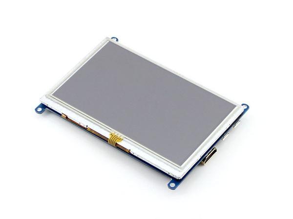 800*480 5 inch LCD HDMI Touch Screen Display Module TFT LCD For Raspberry Pi BB Black Banana Pi / Banana Pro 2