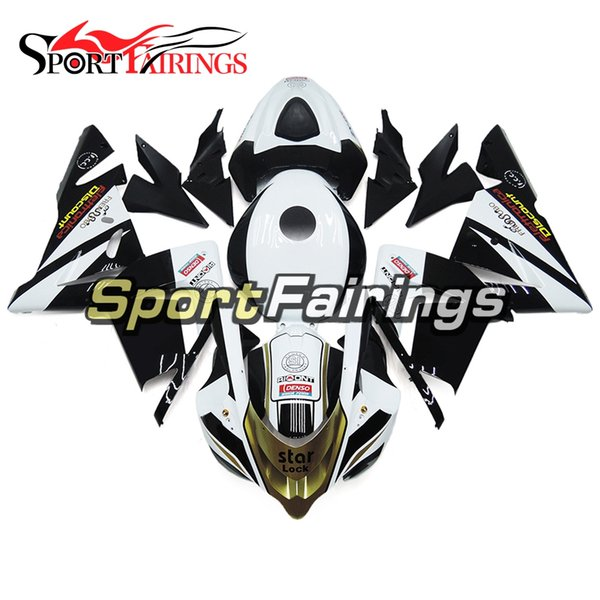 For Kawasaki ZX-10R Year 2004 - 2005 Motorcycle Bodywork High Quality Complete Hulls ABS Injection Gold White Black New Plastic Fairings