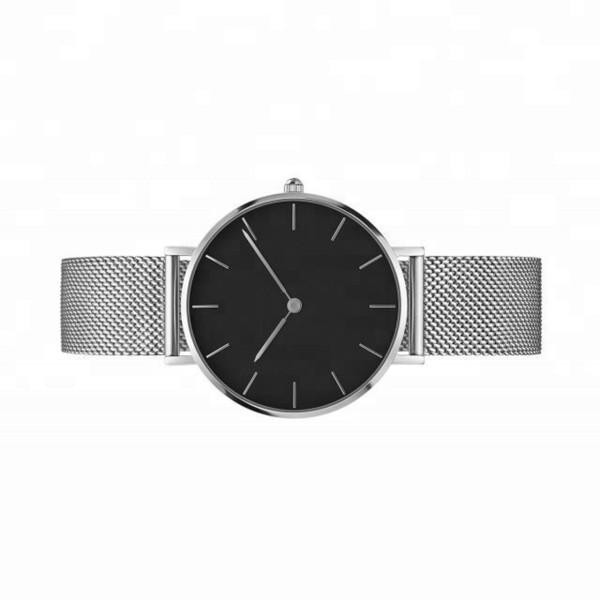 Fabricante de relojes de China marca personalizada relojes de oro para mujer Caja de acero inoxidable 316L Marca del OEM Relojes de pulsera para hombres