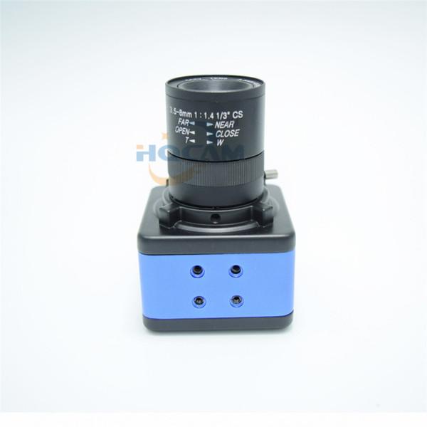 HQCAM 1080P IP Small MINI BOX Camera 2.0MP CCTV Camera HD Resolution MINI IP Camera security 3.5-8mm manual varifocal zoom lenn
