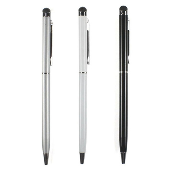Factory Price Binmer 3 X 2in1 Capacitive Touch Screen Stylus with Ball Point Pen For IPad For IPhone IPod Mmar21