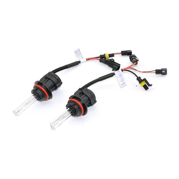 12V 35W / 55W BI-Xenon Glühbirne 9004 9007 Hallo / Abblendlicht HID Xenon-Licht für Auto Auto Scheinwerfer 4300K 6000K 8000k kostenloser Versand