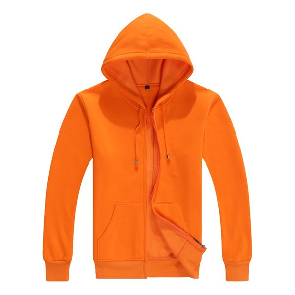 Bormandick mens hoodies Cotton and velvet winter zippers purty hoodies for couple cardigan clothing wholesale cardigan YC622-47