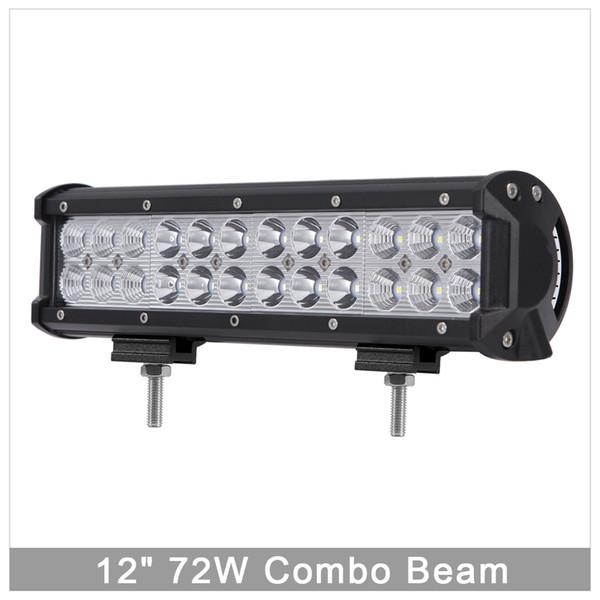 1X 72W Combo Beam