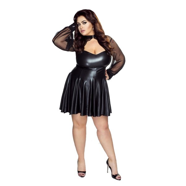 Sexy Mini Dress Faux Leather Coupons Promo Codes Deals 2018 Get