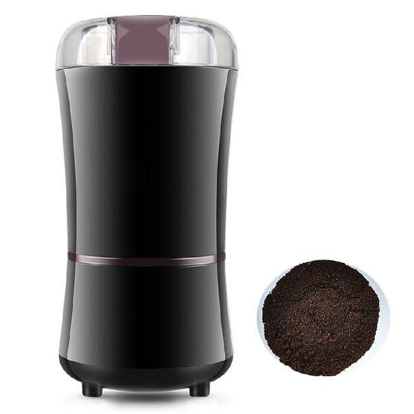 BEIJAMEI Electric Coffee Grinder Bean Coffee Maker Grinding Machine Multifunction Household Coffee Grinder Machine For Sale