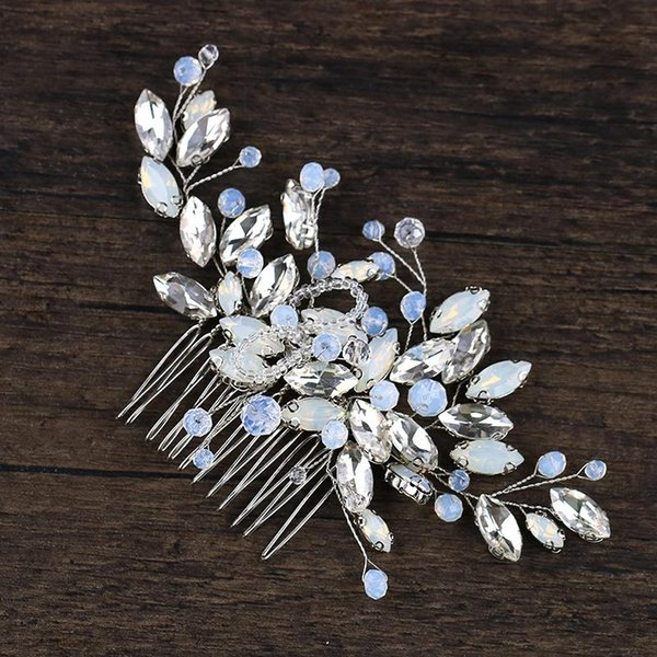 Bridal accessories, crystal, comb, comb, classical elegant combs, direct selling accessories, accessories.