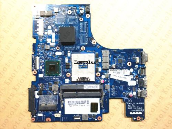 VIWZ1 Z2 LA-9061P 04W4140 Para Lenovo Z400 motherboard laptop integrado gráficos HM76 ddr3 Frete Grátis 100% teste ok