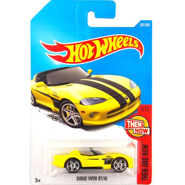 2019 Hot Wheels Yellow Dodge Viper Car Model Toy 281 From ... 498d867ca6f3