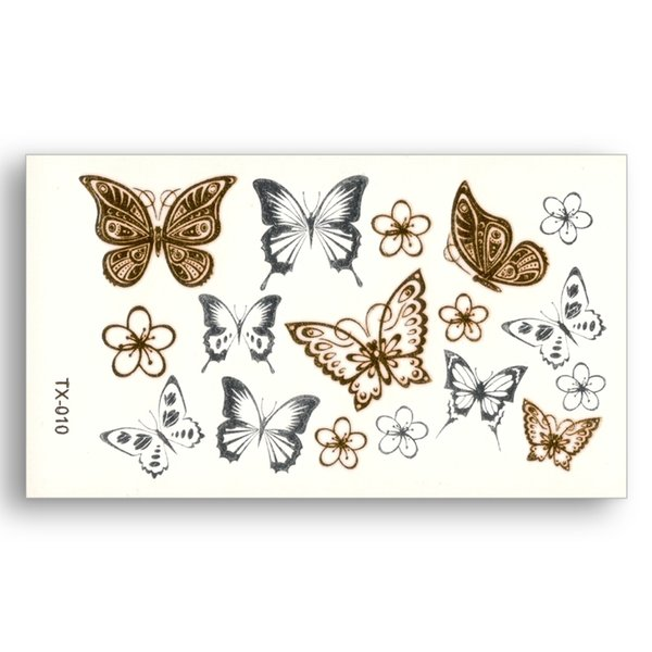 Art Tattoo Flowers Butterfly Coupons Promo Codes Deals 2019 Get