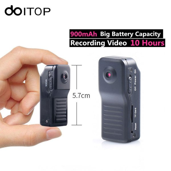 DOITOP MD11 Mini HD Camera Camcorder with Microphone Action Micro Camera Video Audio DVR Camcorder Super Long Recording Time #3