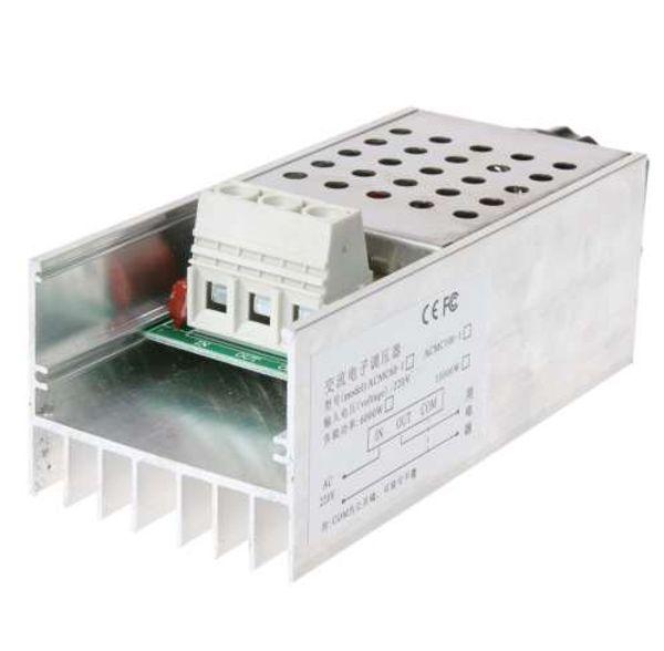 10000 W High Power SCR BTA10 Electronic Voltage Regulator Speed Controller Electronic Dimmer