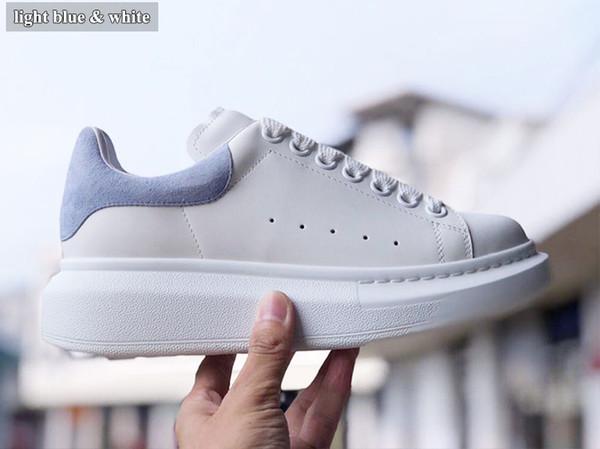 bianco azzurro
