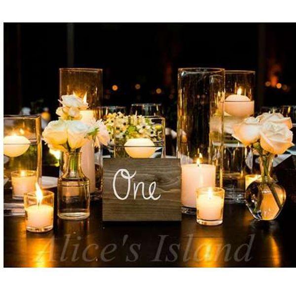 Kerzen Dekoration.Großhandel 10 Teile Los Wasser Schwimmende Kerzen Dekoration Hochzeit Geburtstag Party Dedals Paraffinwachs Kerzen Von Monster Guardians 14 78 Auf