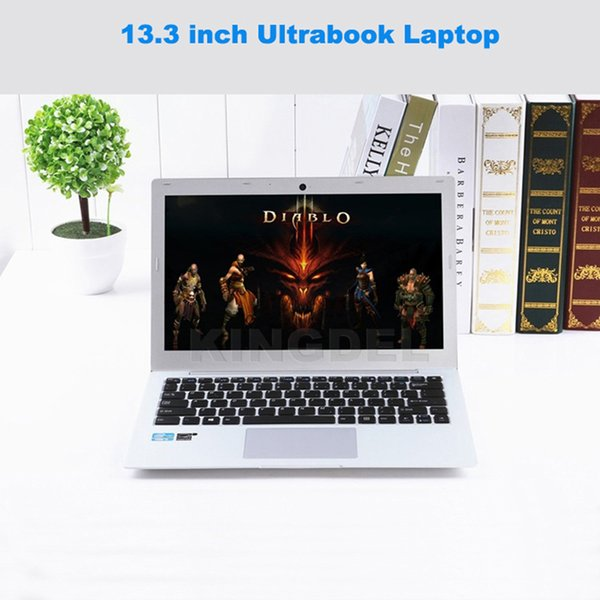 New 13.3 inch Ultra thin Laptop Intel i5 5th Gen CPU,2.2~2.7GHz,Notebook with 8GB RAM 128GB SSD,Intel HD Graphics5500,Metal Case