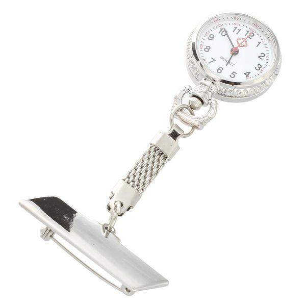 Nurse Watch Movimiento de cuarzo con broche Pin