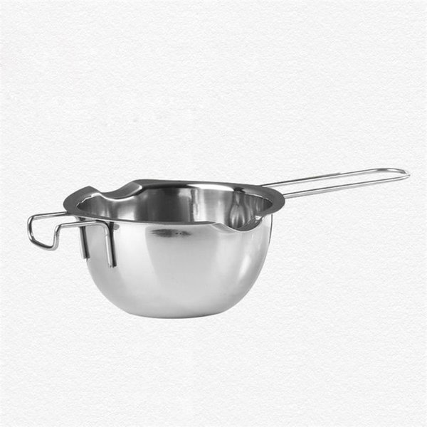 Chocolate Tool Metal 304 Stainless Material Butter Melting Home Kitchen Milk Bowl Boiler Stainless Steel Melt 10xs X